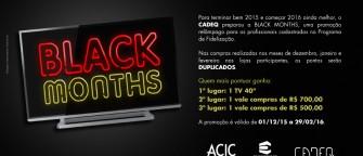 Cadeq entrega prêmios da campanha Black Months