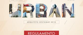 Concurso Urban 2018 – Regulamento