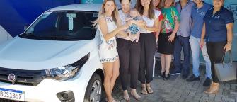 Vencedoras recebem prêmio do Concurso Urban